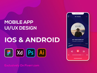 Mobile UIUX