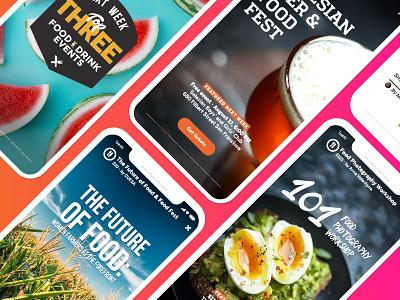 Glimpses stories diseño glimpses design eventbrite