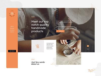 Handyman Website wordpress ratajczyk ux visiontrust theme ui webdesign web website craftmanship craft handyman design