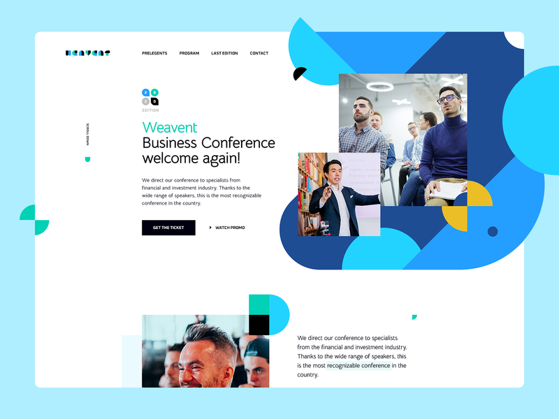 Weavent Business Conference