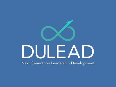 Dulead Logo program development leadership branding logo