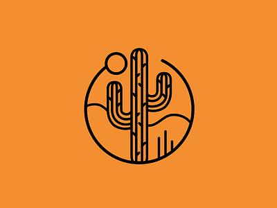 Phoenix: city iconography set desert illustration iconography urban cactus arizona phoenix icon