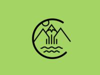 Denver: city iconography set