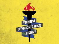 Olympics graphic