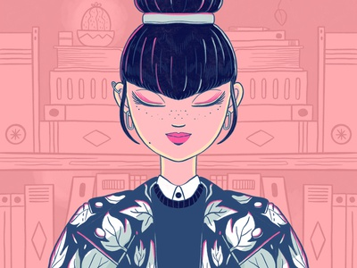 Androgynous Fashion Ladies Series 01/XX fashionillustration streetfashion androgynousfashion girlsgirlsgirls femaleillustration female ladiesillustration fashion ladies passionproject procreateapp lettering art design illustration art lettering illustrator illustration