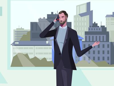 Litslink | 2D animated video