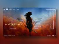 Wonder Women | Web UI