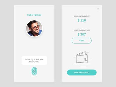 Dollar App Concept