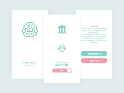 Money Transferring App