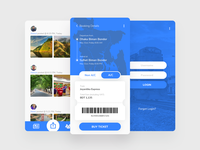 Trainey Concept App