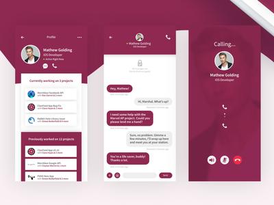 UI Paramour - App