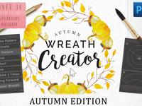 Autumn Wreath Creator
