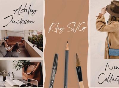 Riley SVG & Font