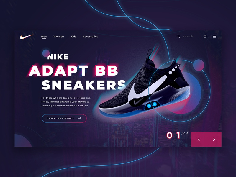 Nike Adapt BB Sneakers