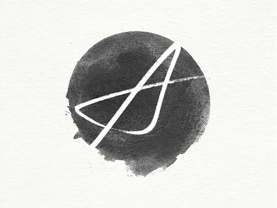 Amanda Leilani Logo identity designer etsy ink handwritten typogaphy handmade design identity necklaces rings hand-crafted jewelry amanda branding a logo