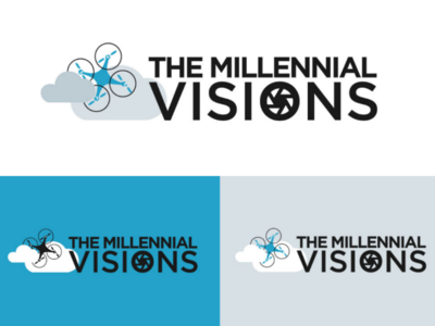 The Millennial Visions Logo