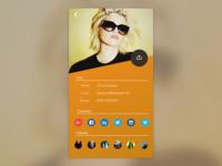 User Profile Study
