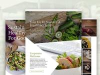 McDaniel Nutrition Website