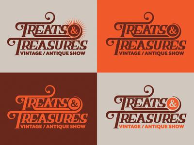 REJECTED Treats logo