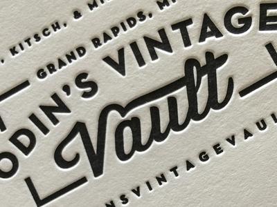 Odins Vintage Vault