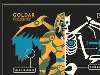 Goldar Biology