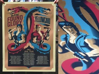 NFG/YC fall 2015 tour poster