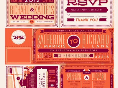 wedding 2 revised wedding typography design
