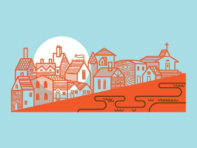 Houses1 Final illustration