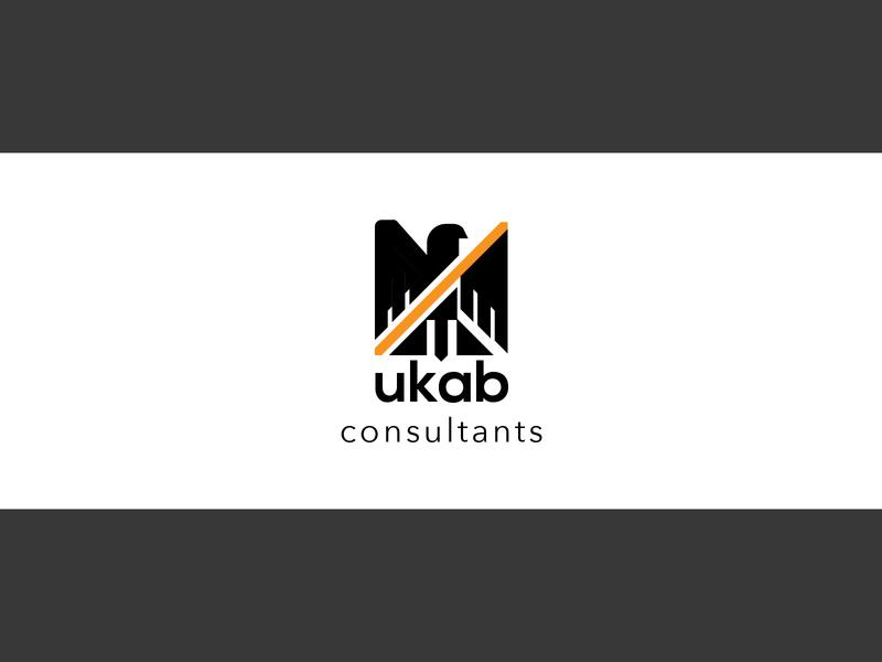 Ukab - Corporate identity - Logo Design