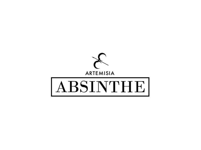Artemisia Absinthe - Logo & Label design