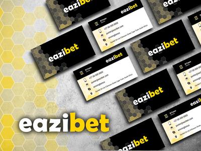 Eazibet - Business Cards