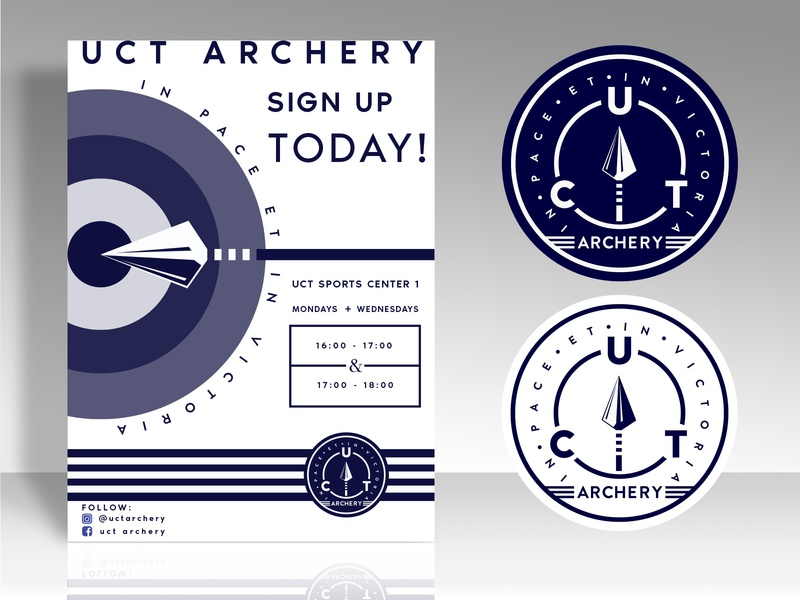 UCT Archery - Poster