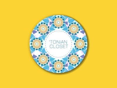 Tonian Closet - Logo - Identity