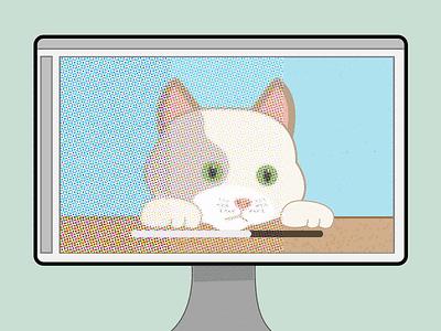 Loading Kitten blog images blog ui cat image loading internet culture internet kitten