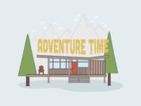 Adventure Time Cabin