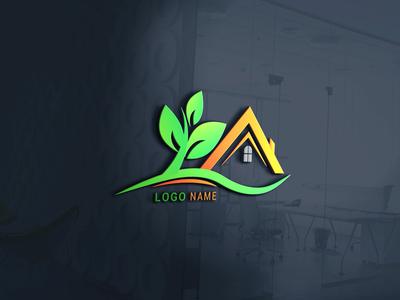 Home Logo Design
