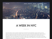 Blog Post Design