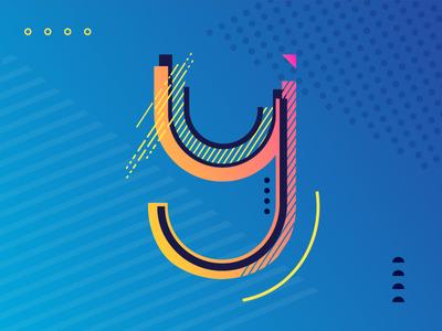 Visual exploration of U Letter