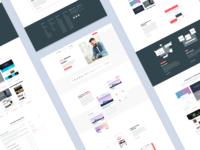 Free Website Builder Landing Page