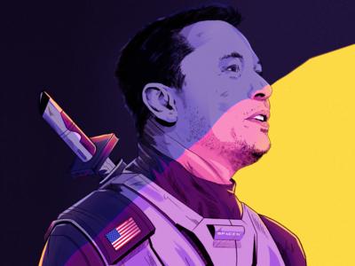 Space Warrior Musk