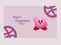 Hey Drribbble