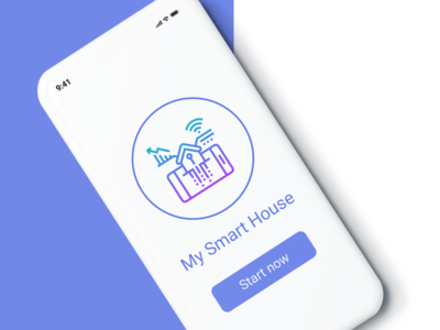 My Smart House(new Project) first Interface