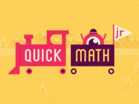 Quick Math Jr - logo