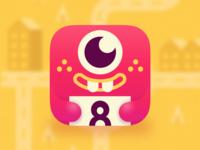 Quick Math Jr - App icon
