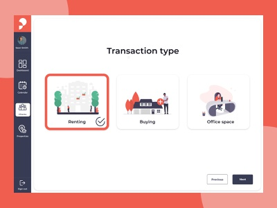Real estate - transaction