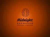 Midnight Esspresso Logotype