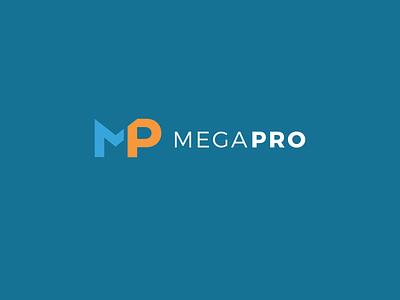 Megapro Logotype typography logotype logo
