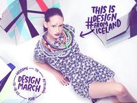 DesignMarch Ad