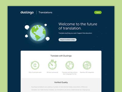 Duolingo Translations