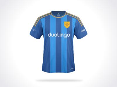 Duolingo Soccer Jersey